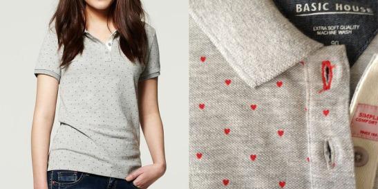basic house heart shirt